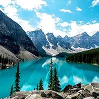 Summer Canadian Rockies Tour