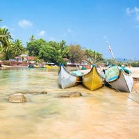 Unforgettable Days in Goa Tour