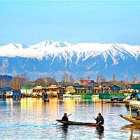 Kashmir 7 Nights/8 Days Tour