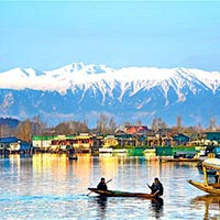 Kashmir 7 Nights/8 Days Tour