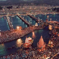 Delhi - Haridwar - Rishikesh - Haridwar - Mathura - Agra - Varanasi Tour